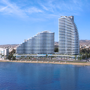 Limassol – Exclusive Seafront Luxury Apartments
