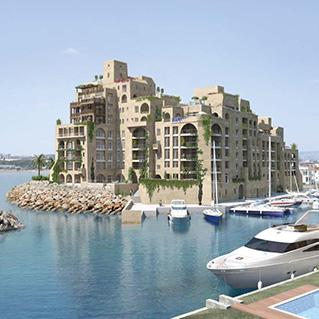 Limassol – Luxury Apartment Living on the Sea