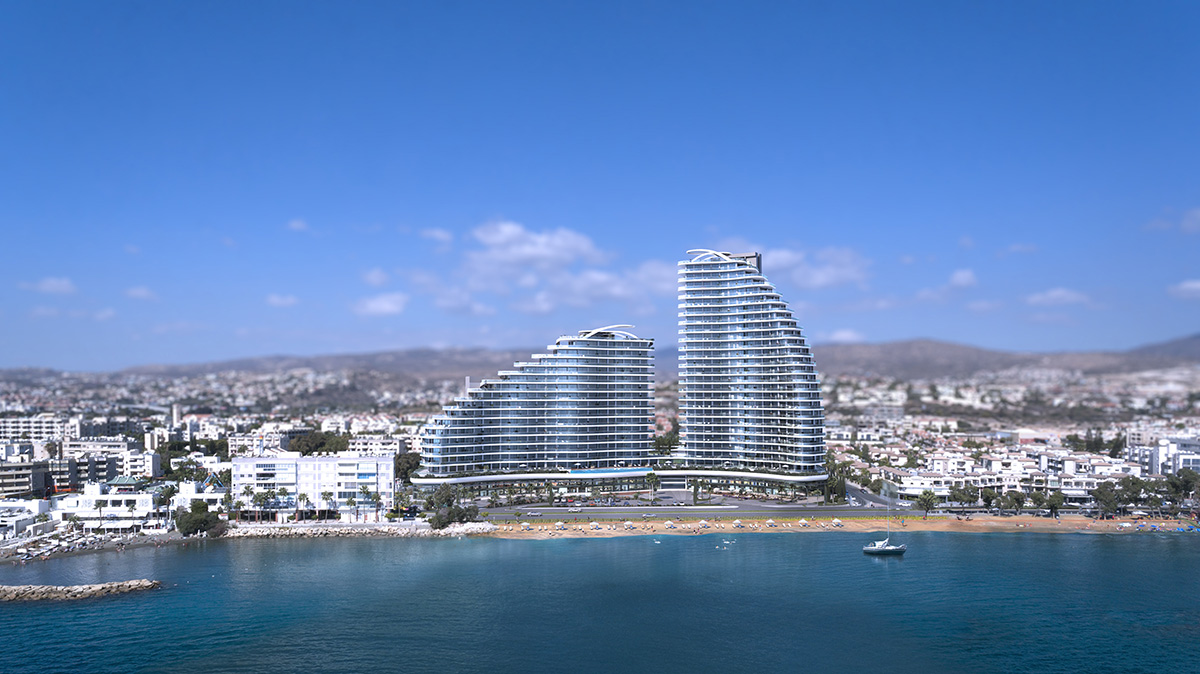 Limassol - Exclusive Seafront Luxury Apartments - Hermes ...