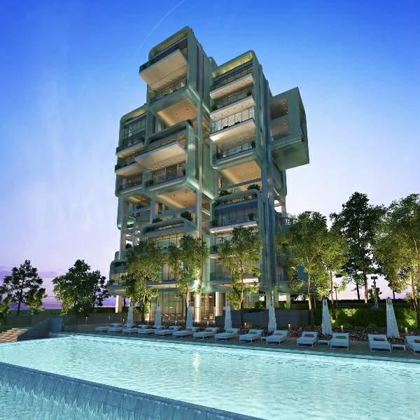 Limassol – Duplex Apartments & Penthouses Sea View