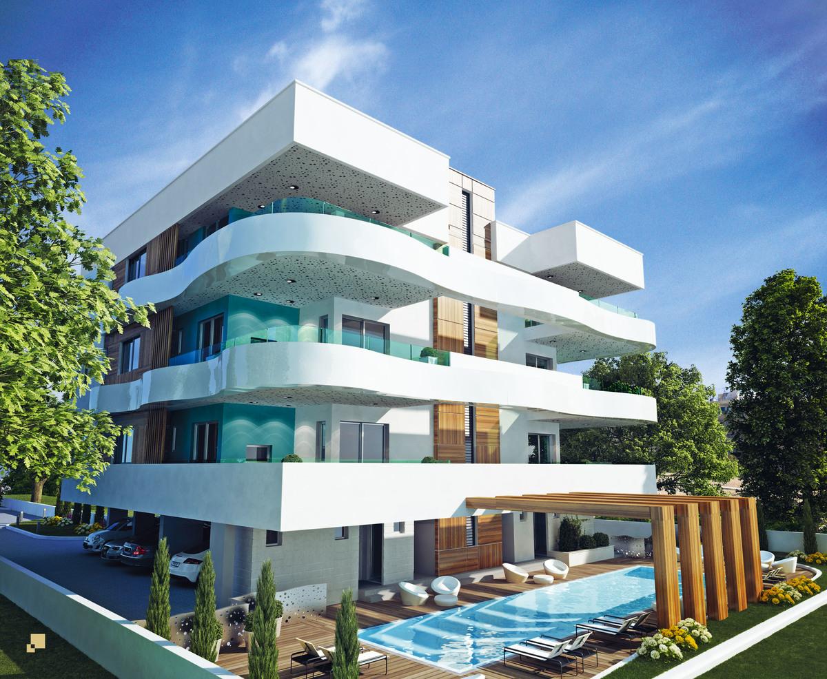 Limassol – City Life Modern Residence