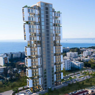 Limassol – Panoramic Sea View Apartments