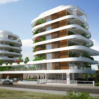 Larnaca – Luxury Sea View Residential Apartments