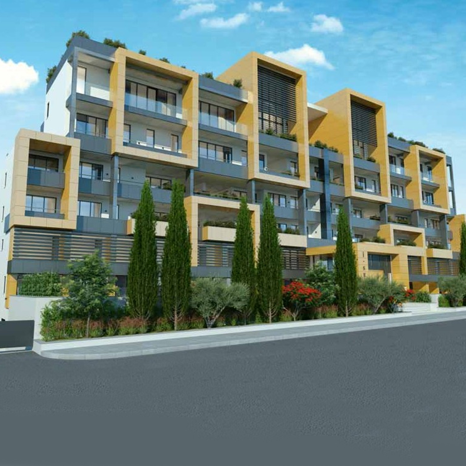 Limassol – Limited Edition Luxury Apartments
