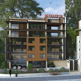 Limassol – A High End Two Block Complex