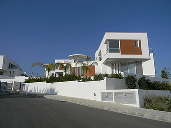 Limassol – 5 Stars Sea View Villas