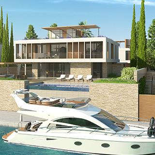 Ayia Napa-Luxurious Residence Villas on the Sea
