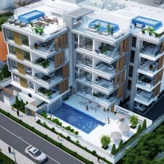 Limassol –  Fully Customizable Turn-Key Apartments