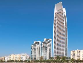 The Tallest Seafront Residential Tower in Europe
