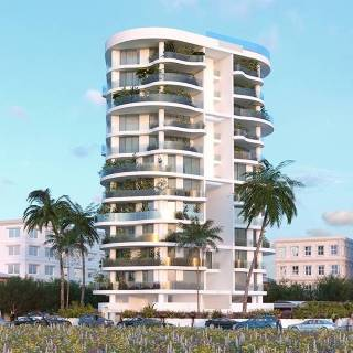 Larnaca – Seaside Residential Project