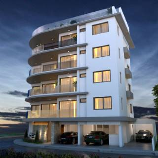 Larnaca – Apartments with amazing views of Town Centre