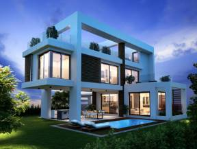 Protaras – Elegant Contemporary Design Villas