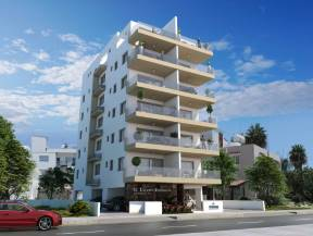 Larnaca – Apartments Near The Famous Saint Lazarus church