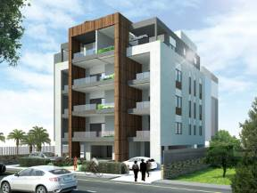 Apartments In The Most Promising Areas Of Larnaca, The New Marina Area