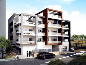 Unique High-End Project Located Near the New Marina Area of Larnaca