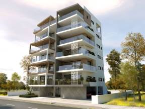 Class A Energy Efficient Apartments in Larnaca