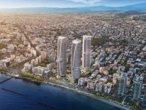 The Largest Mixed-Use Sky-Rise Development in the Mediterranean Region