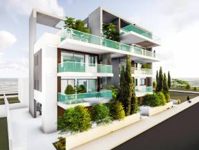 Limassol – Very Luxurious Project Located In Germasogeia
