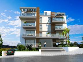 Larnaca – Luxury Living and High-End Finishing