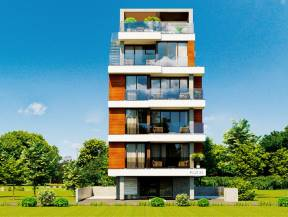 Luxurious Apartments In The Charming Neapolis Area In Limassol