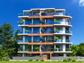 Luxury Apartments For Sale In The Luxurious Area Of Strovolos In Nicosia
