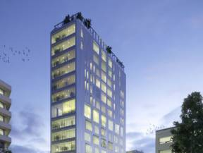 Nicosia – Luxury High Rise Mixed-Use Building