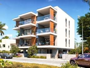 Nicosia – A Modern Residential Building With Luxury Units