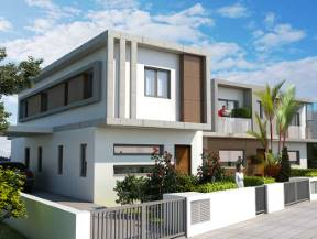 Nicosia – Luxury Villas Surrounded by Green Area