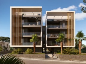 Paphos – Stylish Residential Luxury Building