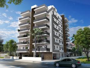 Larnaca – Luxury Apartment Building