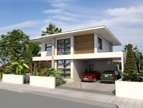 Larnaca – Luxury Independent Residences in Contemporary Style