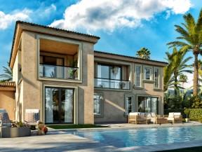 Paphos – Villas with Spectacular Mediterranean Sea views