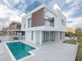 Protaras – Exclusive Residential Project Provides a High-quality Lifestyle